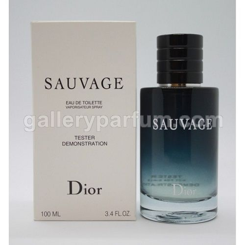 Christian Dior Sauvage For Men EDT 100ml (Tester)