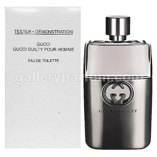 Brand E H Gucci Gucci Guilty For Men Edt 90ml Tester