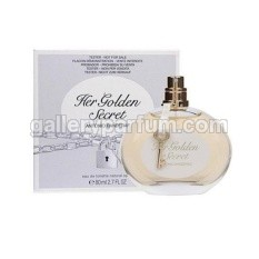 Antonio Banderas The Golden Secret For Women EDT 80ml (Tester)