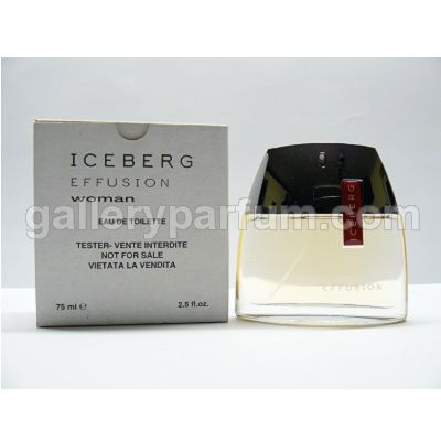 Iceberg Effusion For Women EDT 75ml (Tester)