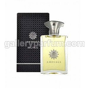 Amouage Silver Cologne For Men EDT 100ml