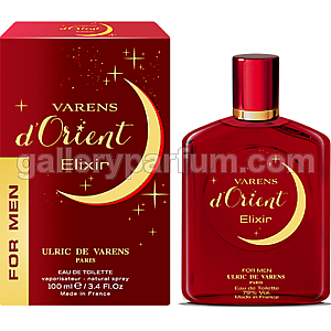 Ulric De Varens d'Orient Elixir For Men EDT 100ml