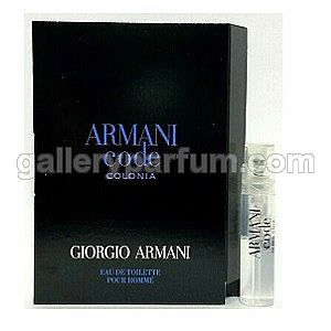 Giorgio Armani Code Colonia For Men EDT 1,2ml (Vial)