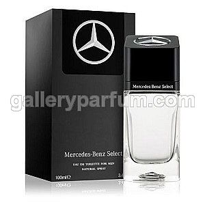 Mercedes Benz Select For Men EDT 100ml